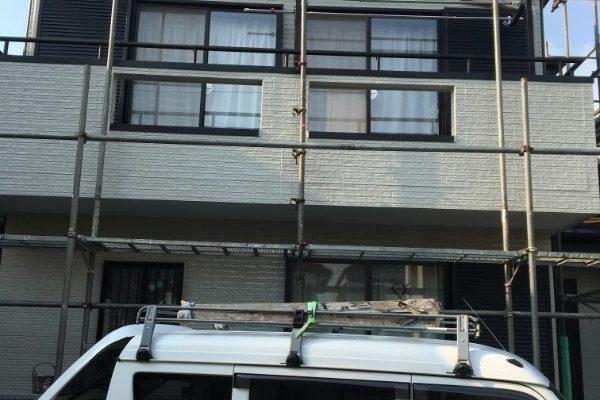 ベランダFRP防水工事、屋根カバー工事、外壁塗装、庇補修工事 千葉県木更津市