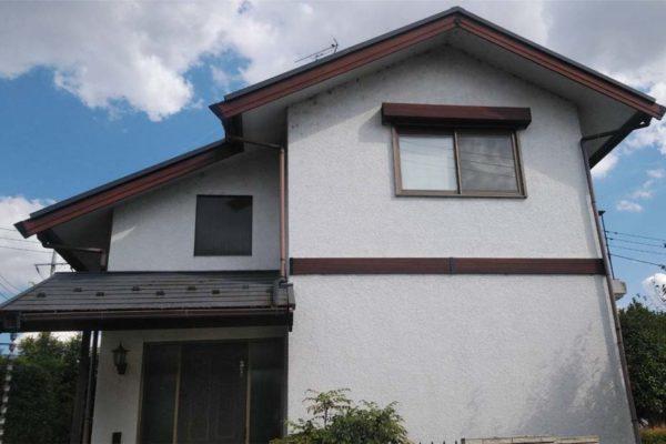 千葉県袖ケ浦市 外壁塗装 屋根工事 屋根カバー工法