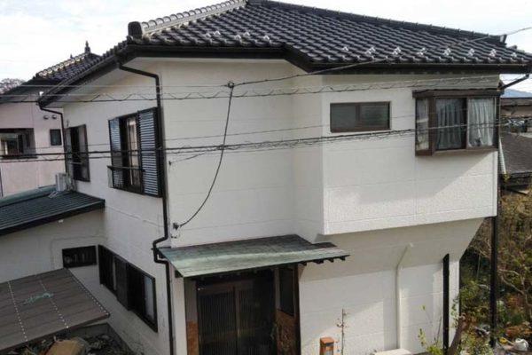 千葉県市原市 外壁塗装 コーキング打ち替え プレミアムシリコン