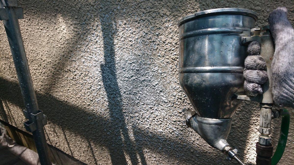 千葉県袖ケ浦市 外壁 モルタル 補修 下塗り 無料見積もり