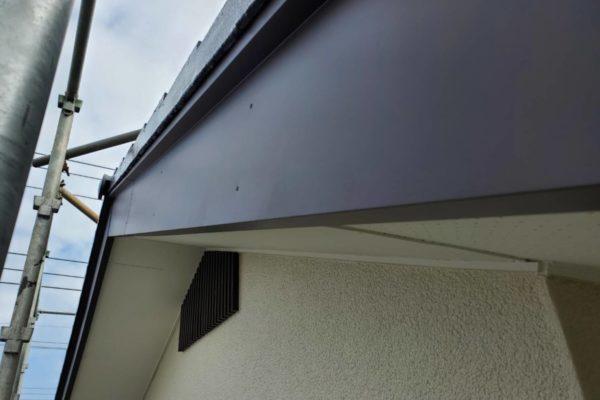 千葉県市原市 外壁塗装 木部 破風 板金巻き 無料見積もり