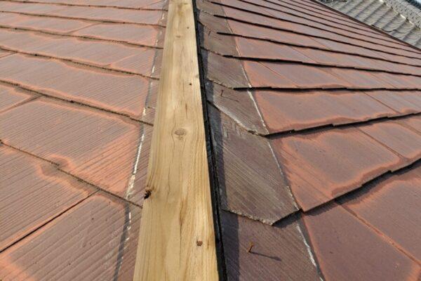千葉県袖ケ浦市 S様により屋根塗装工事のお見積り依頼いただきました。