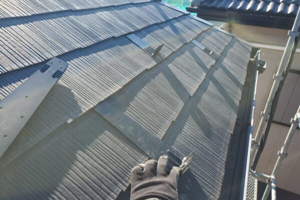 千葉県市原市 外壁塗装 屋根塗装 雪止め取り付け 無料見積もり