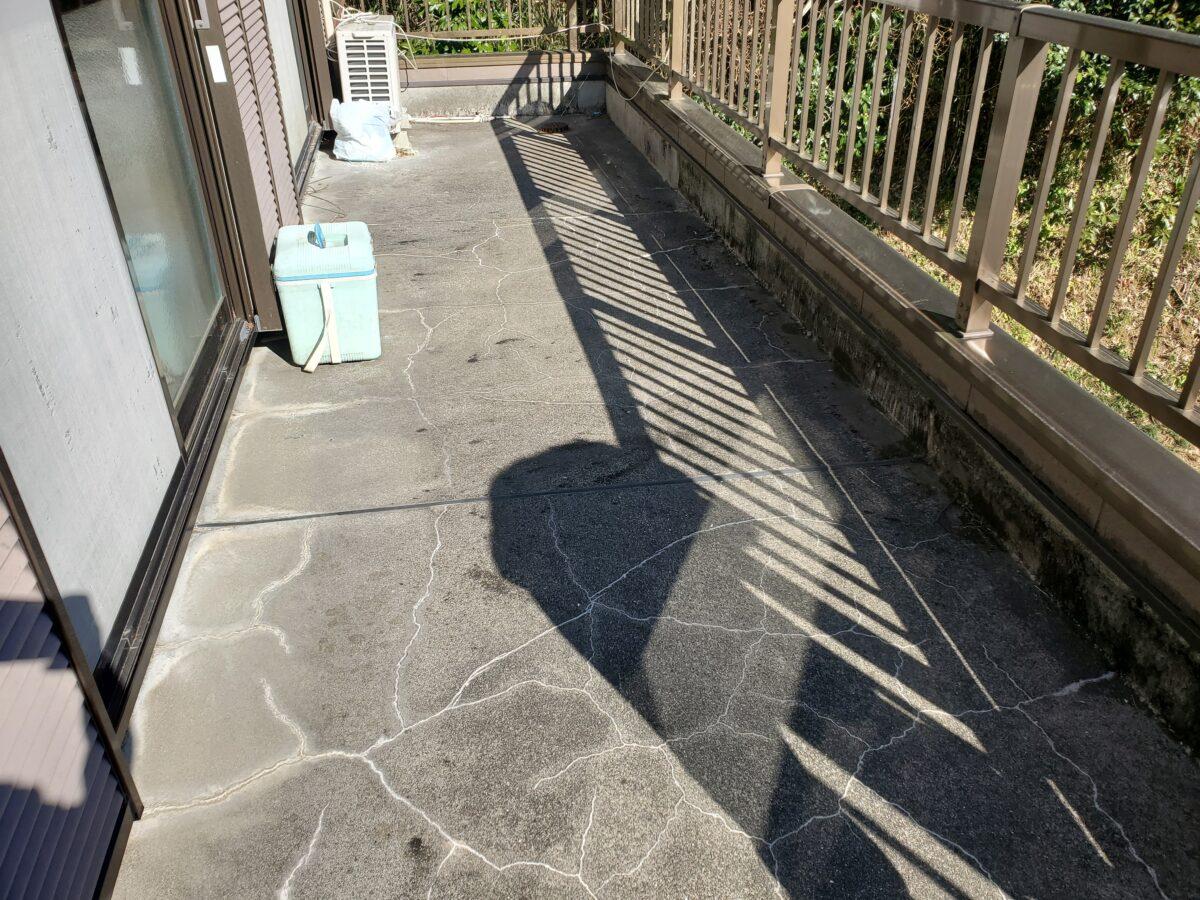 千葉県富津市 N様より外壁塗装とベランダ防水のお見積り依頼いただきました。
