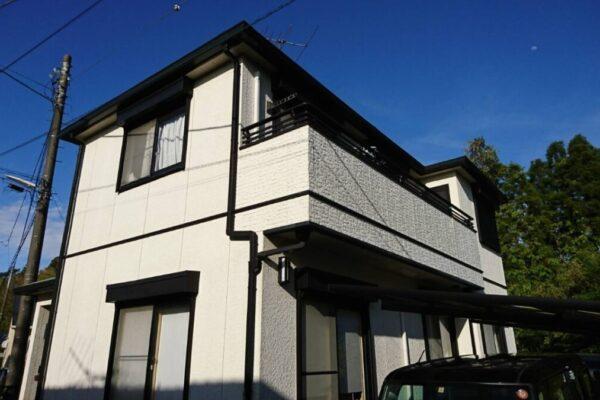 外壁塗装 屋根塗装 コーキング打ち替え 千葉県袖ケ浦市 Y様