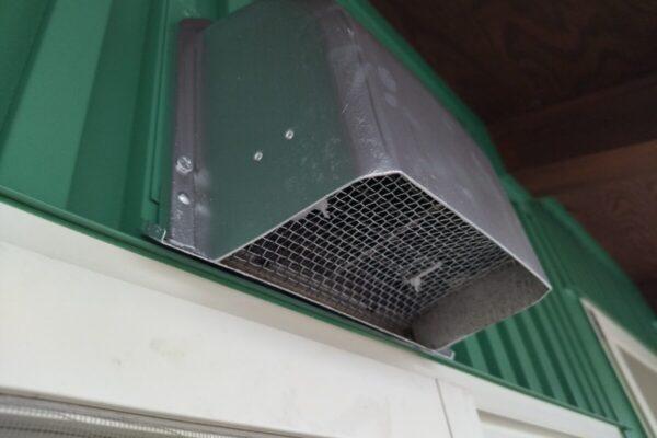 千葉県袖ケ浦市 外壁塗装 換気フード コウモリ対策 無料見積もり
