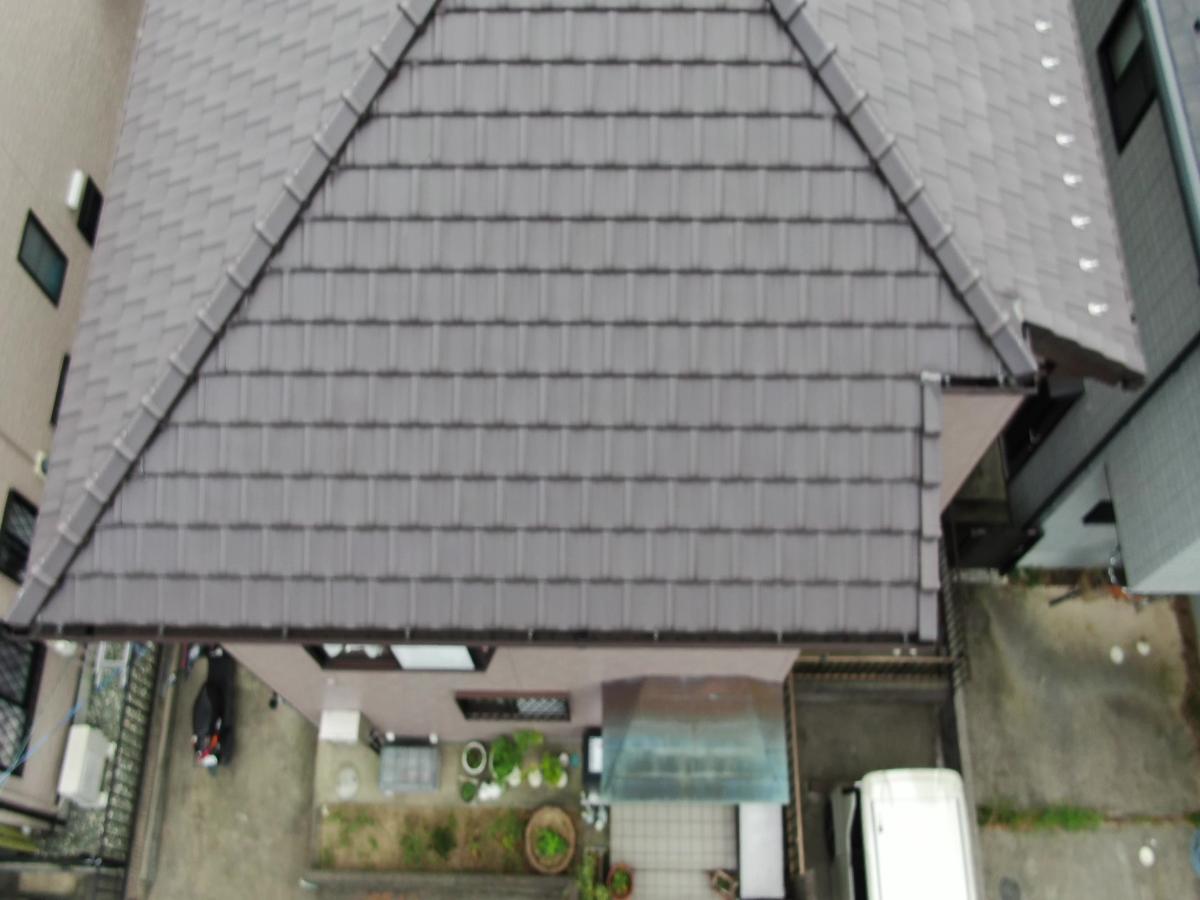 千葉県市原市 N様邸 外壁塗装 定期点検 ドローン屋根点検 アフターフォロー